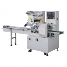 Candy Wrapping Machines, Horizontal Compact Flow Wrapper