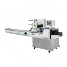 Micro-Computerized High Speed Horizontal Flow Wrapping Machine