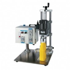 Screw Cap Sealing Machine, Table Top Semi-Auto Capper