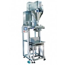Semi-auto Auger Type Weighing Filling Machine - CC-1202