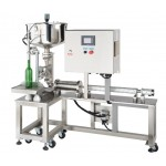 Semi Automatic Liquid Filling Machine - AAM-810
